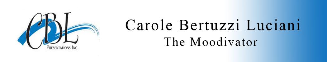 Carole Bertuzzi Luciani, The Moodivator
